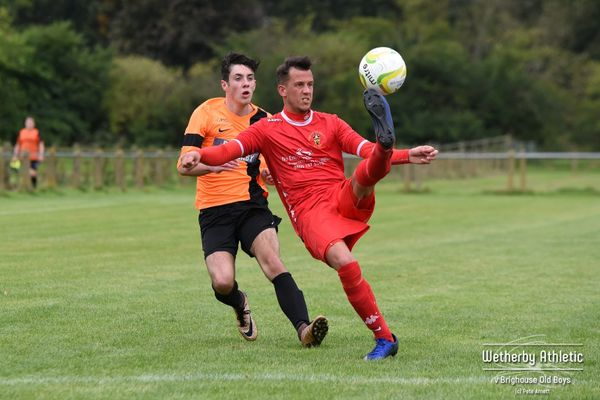 REPORT: Wetherby Athletic 1 v 4 Brighouse Old Boys