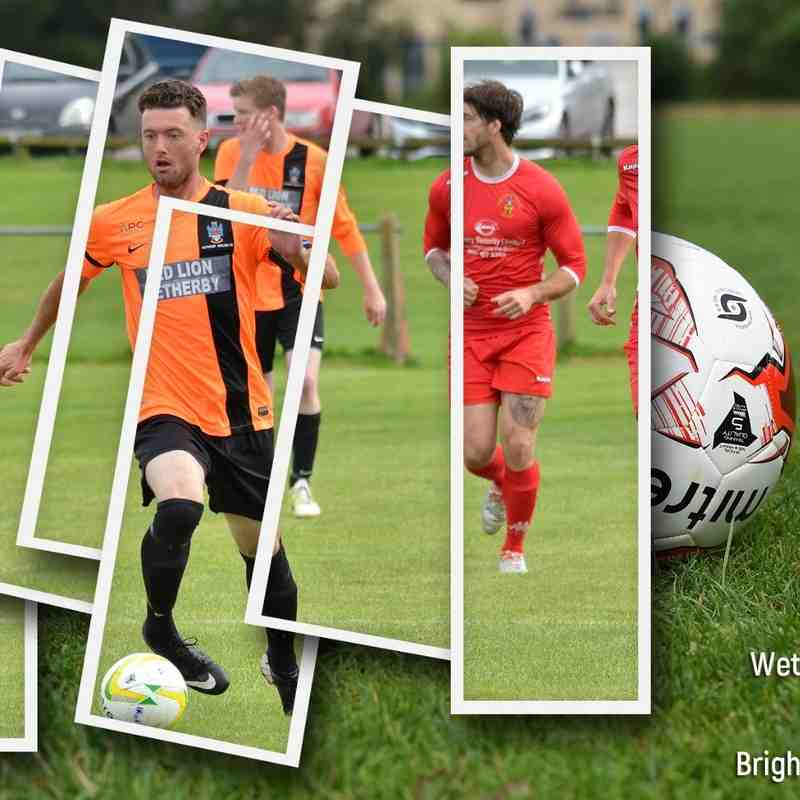 Wetherby Athletic v Brighouse Old Boys (24 Sep 2016)