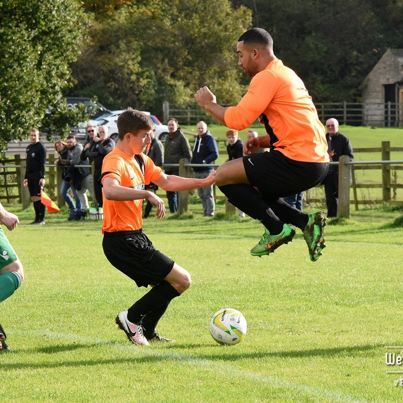 REPORT: Wetherby Athletic 3 v 2 Beeston St Anthony's
