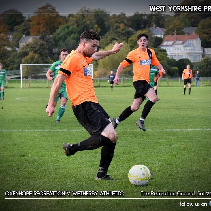 PREVIEW v Oxenhope Recreation<