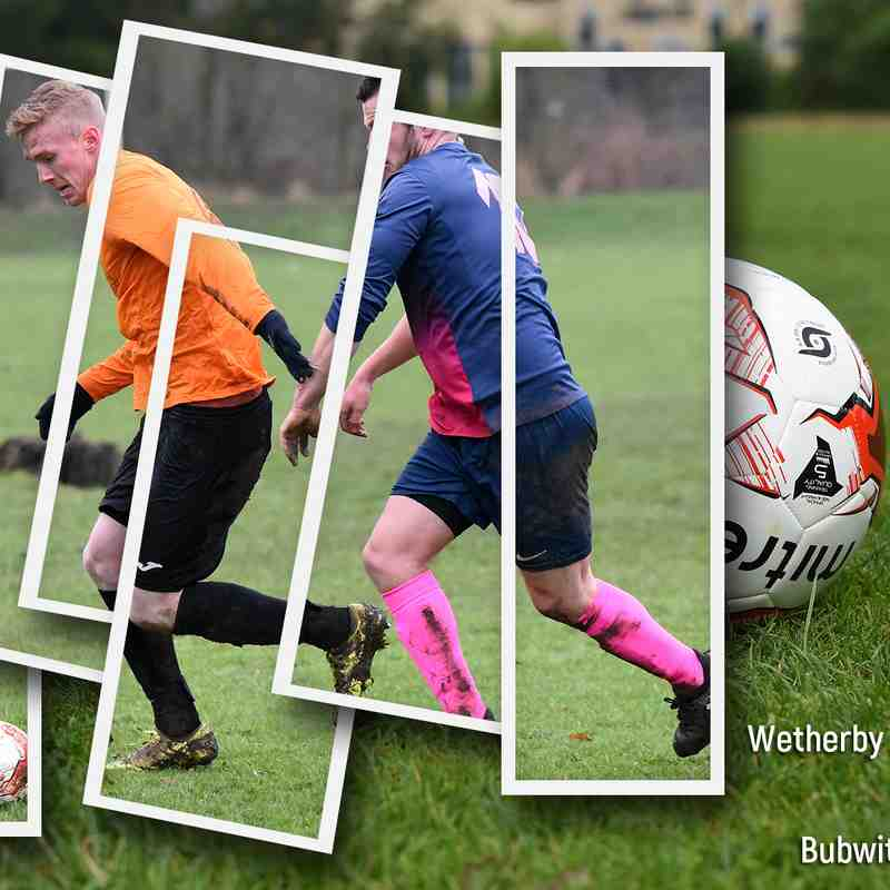 PHOTOS: Wetherby Athletic (York 4) v Bubwith White Swan