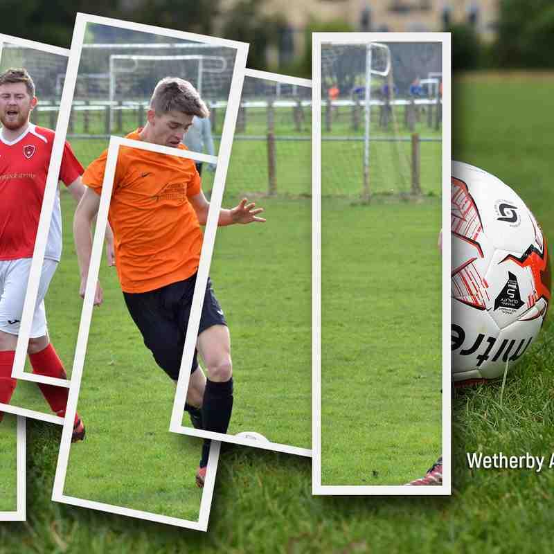 PHOTOS: Wetherby Athletic (York 4) v Wheldrake FC