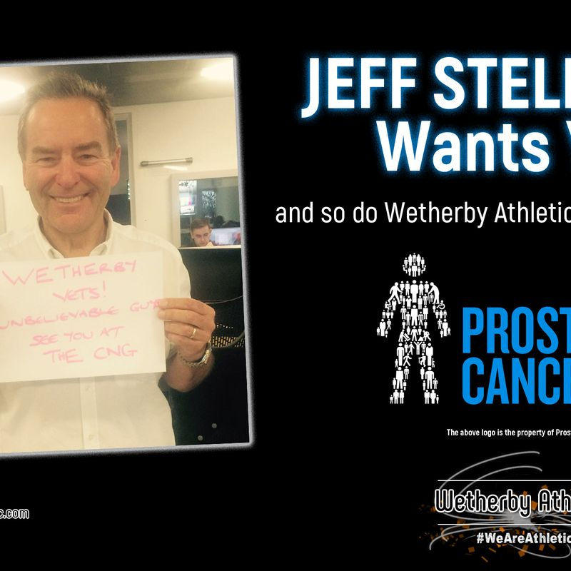 NEWS: Jeff Stelling Wants You To Help