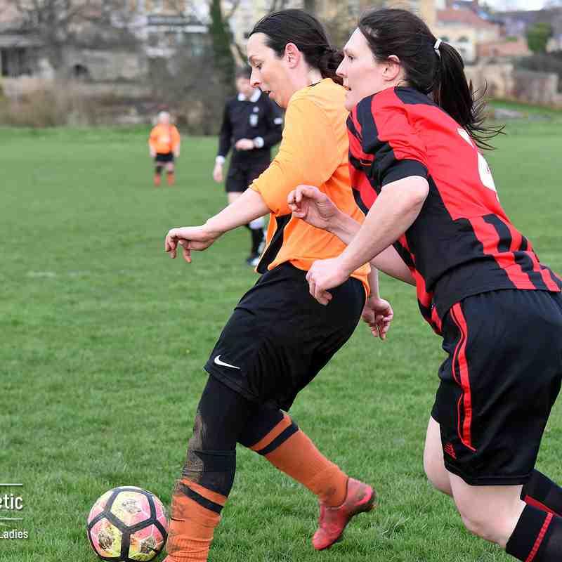 PHOTOS: Wetherby Athletic Ladies v Ripon City Panthers Ladies (13 Mar 2017)