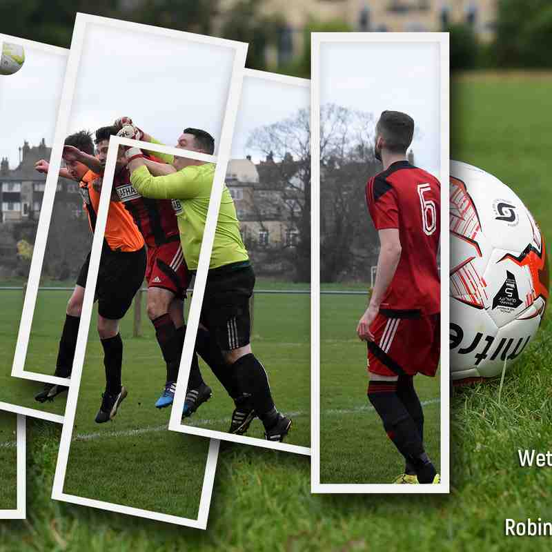 PHOTOS: Wetherby Athletic v Robin Hood Athletic (18 March 2017)
