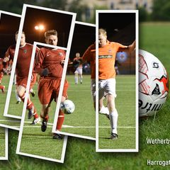 PHOTOS: Wetherby Ath Veterans v Harrogate Veterans FC (21st Mar 2017)