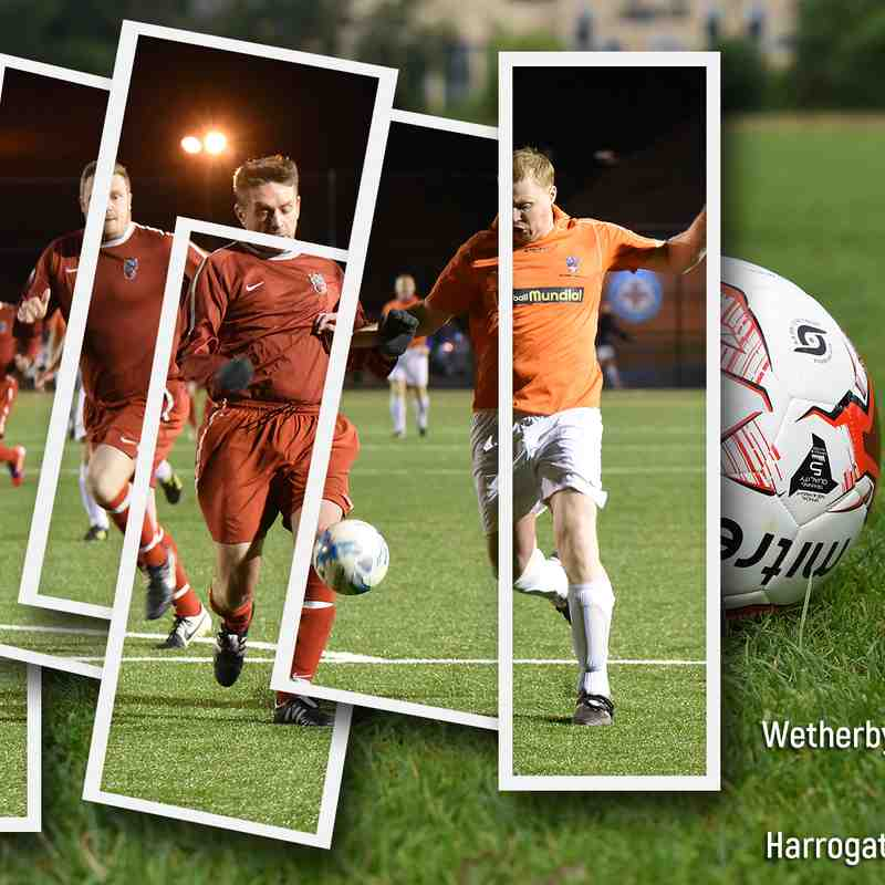 PHOTOS: Wetherby Ath Veterans v Harrogate Veterans FC (21st Mar 2017)