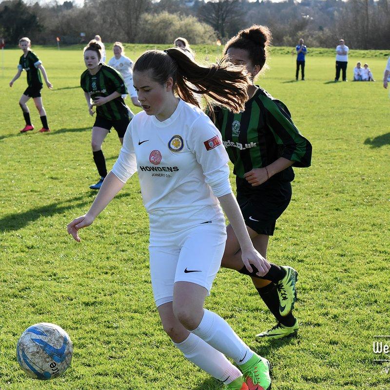 NEWS: West Riding Girls Football League Cup Weekend A Success