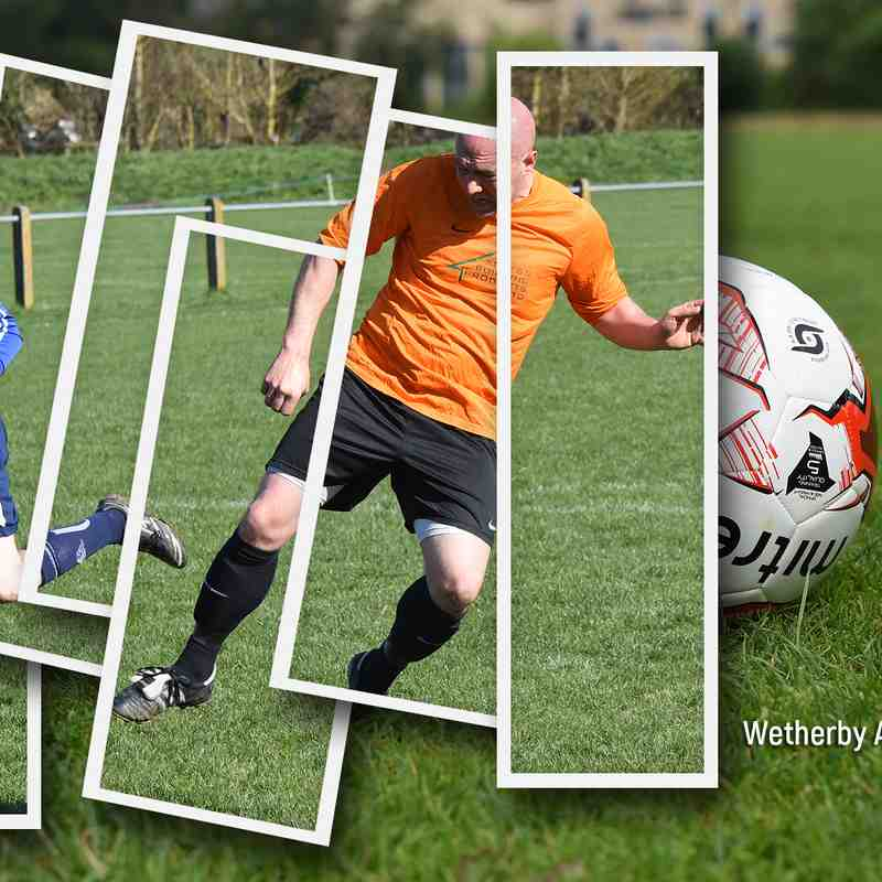 Wetherby Athletic (York 4) v LNER Builders (25th Mar 2017)
