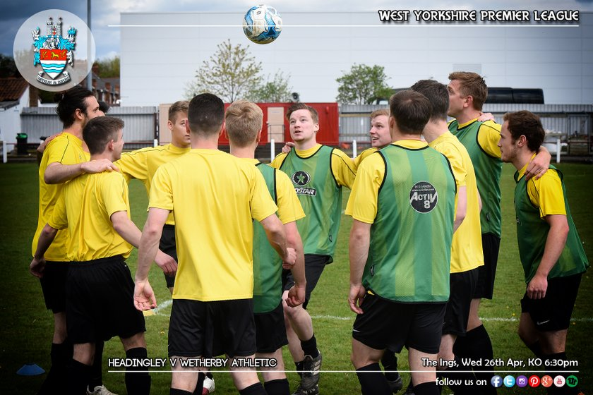 PREVIEW v Headingley AFC