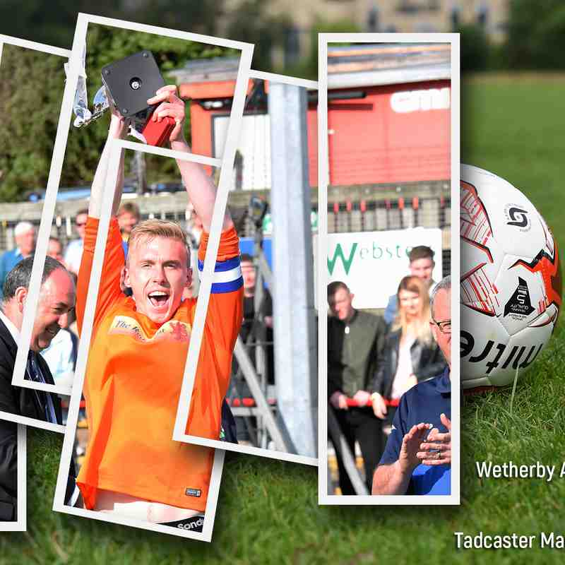 PHOTOS: Wetherby Athletic (York 4) v Tadcaster Magnets Reserves
