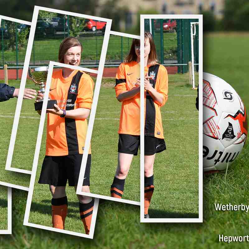 PHOTOS: Wetherby Athletic Ladies v Hepworth United Ladies (14 May 2017)