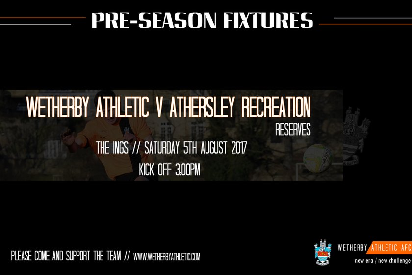 NEWS: Final Pre-Season Game Added