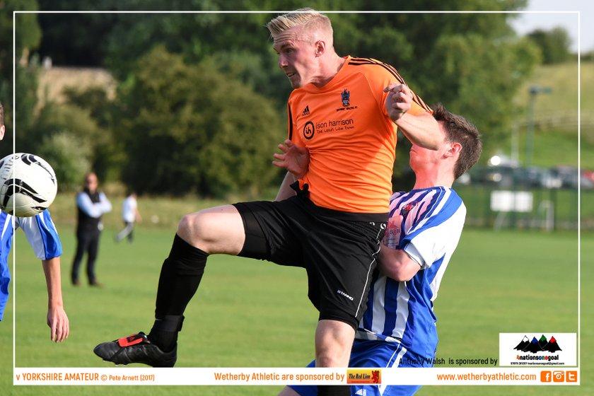 REPORT: Wetherby Athletic 6 v 1 Yorkshire Amateur (Development Squad)