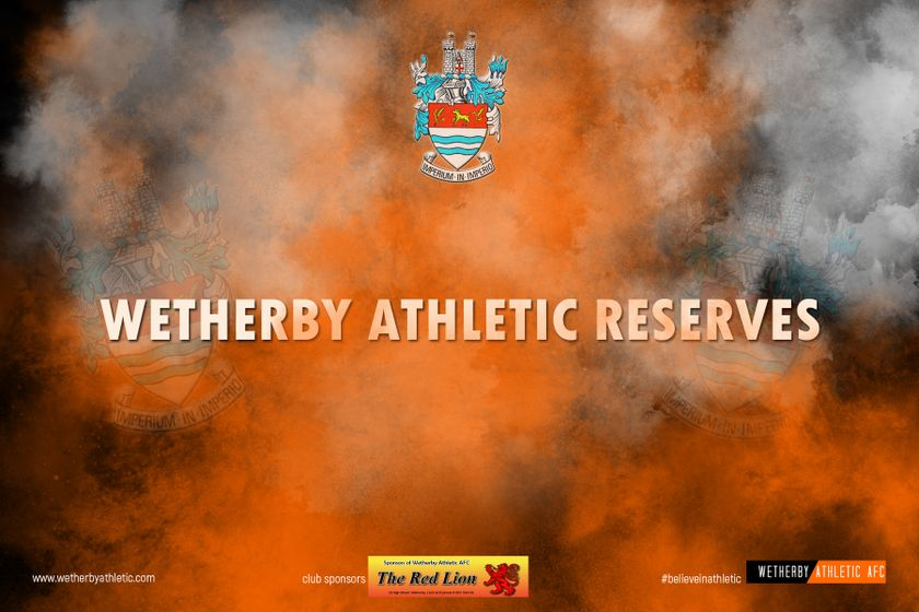 Wetherby Athletic AFC Reserves beat Ilkley Town Res 3 - 4
