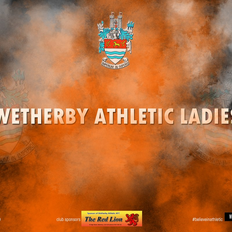 Wetherby Athletic Ladies lose to Tingley Athletic 3 - 4