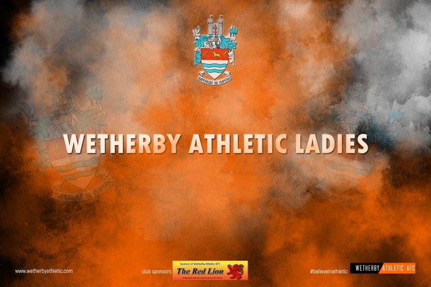 Wetherby Athletic Ladies lose to Hepworth United 3 - 5
