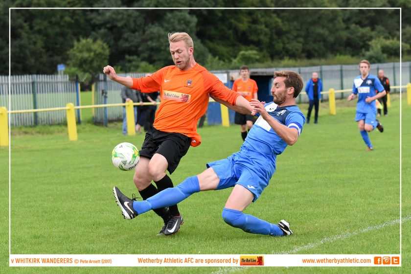 REPORT: Whitkirk Wanderers 4 v 0 Wetherby Athletic