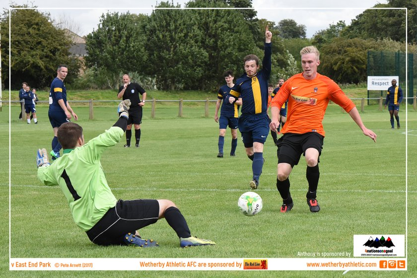 REPORT: Wetherby Athletic 0 v 2 East End Park