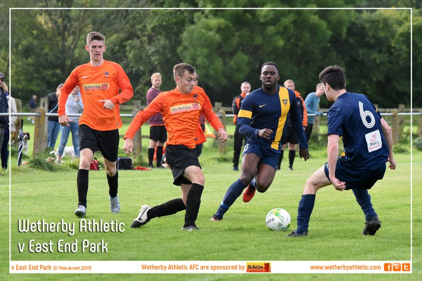 PHOTOS: Wetherby Athletic v East End Park (19 Aug 2017)