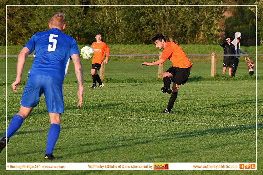 REPORT: Wetherby Athletic 1 v 2 Boroughbridge AFC