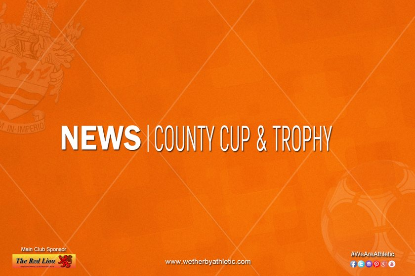 NEWS: Changes To Cup Matches
