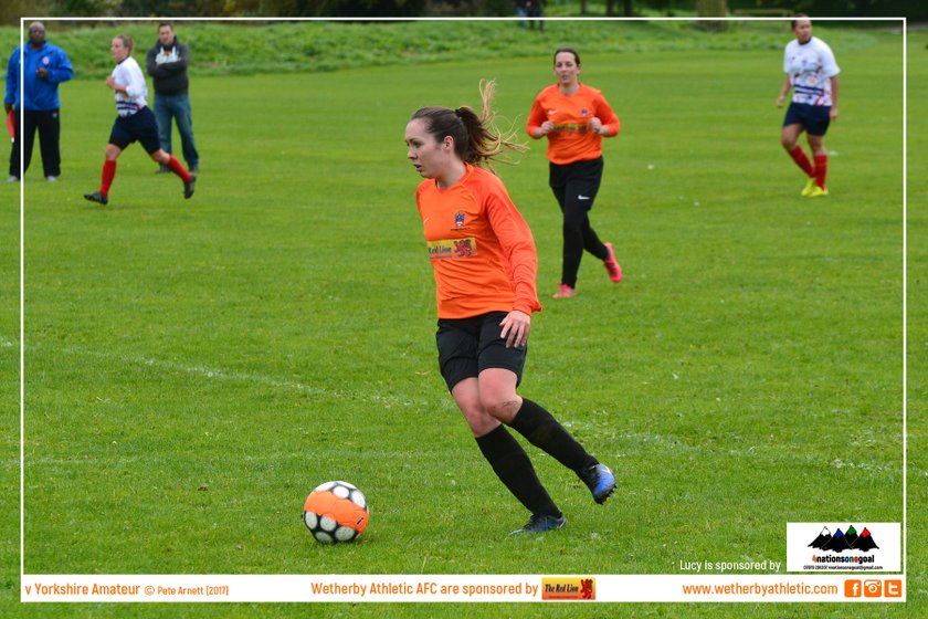 REPORT: Wetherby Ath Ladies 1 v 19 Yorkshire Amateur AFC Ladies