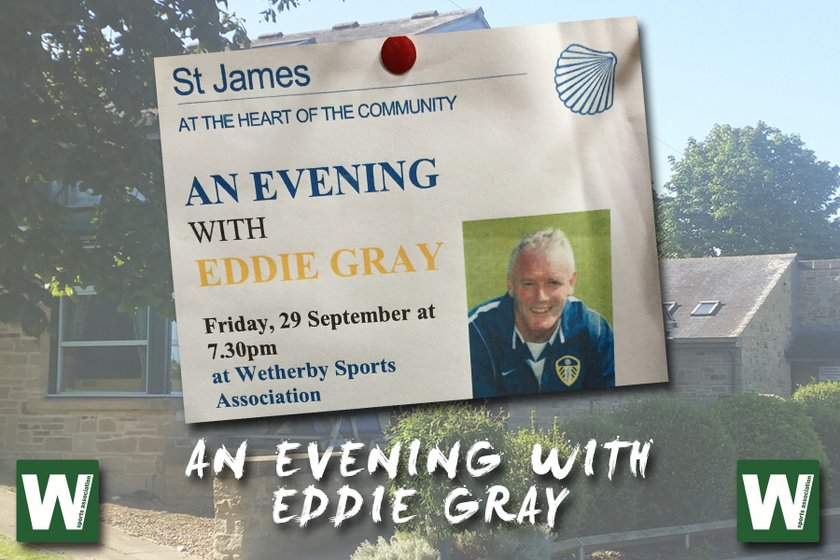WSA: An Evening With Eddie Gray