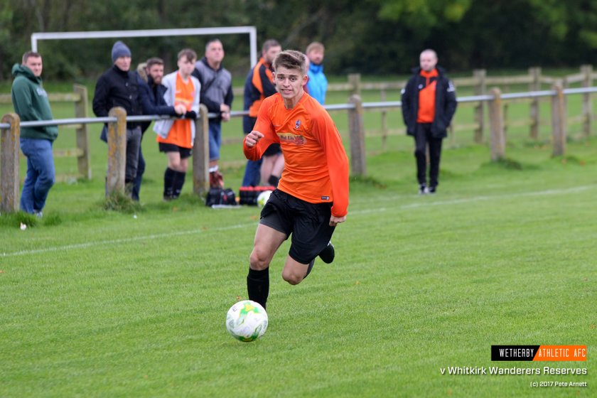 REPORT: Wetherby Athletic Res 5 v 1 Tadcaster Magnets Res