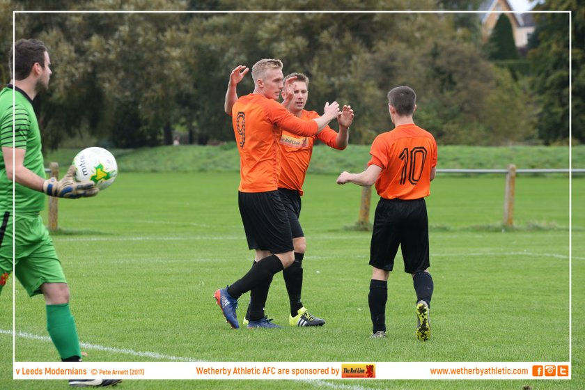 REPORT: Wetherby Athletic 4-2 Leeds Modernians
