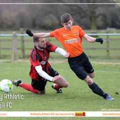 PHOTOS: Wetherby Athletic v Rothwell FC (16 Dec 2017)