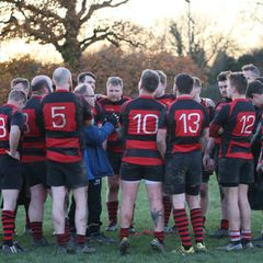 Alcester v Old Wheatleyans 25th Nov 2017