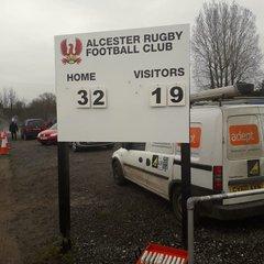 Alcester v Rugby St Andrews (1)