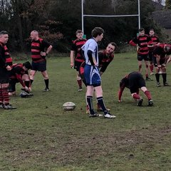 Old Laurentians v Alcester 2nds 24th March