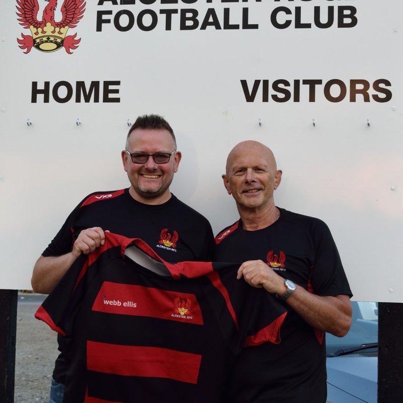 New Season,  New Head Coach, First Team Captian & Club President