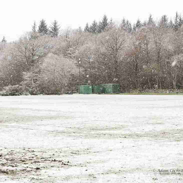 Training cancelled 26/04/16