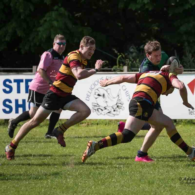 1st XV play-off v Harris FP RFC 4th June 2016