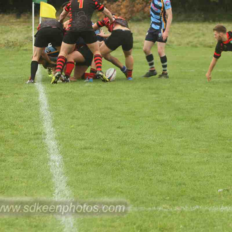 14th Oct 2017 FRFC v Twickenham RFC