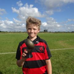 U11 - 2016/ 2017 - 'Man of the Match'