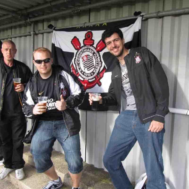 Corinthians at Corinthians