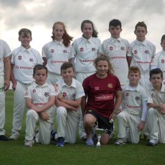 Under 13s DCB Central Division League Winners 2016