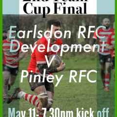 EARLSDON RFC V PINLEY RFC