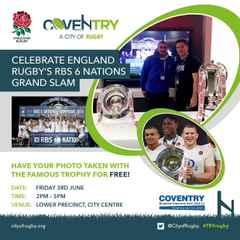 COVENTRY - A CITY OF RUGBY !
