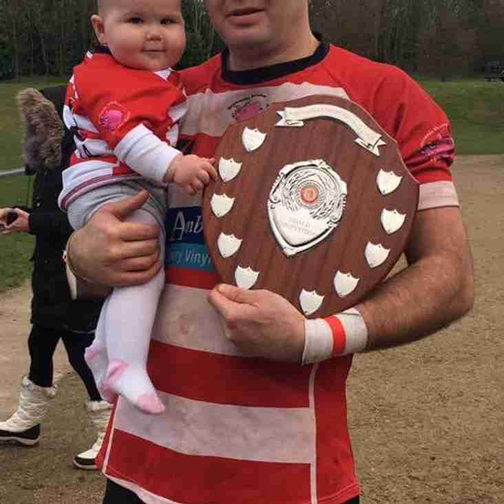WARKS SHIELD CHAMPIONS 2016/17