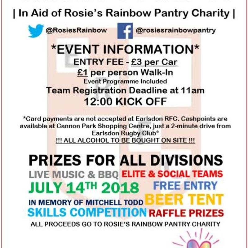 MITCH TODDS CHARITY 7s COMPETITION