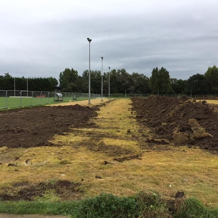 RFU Press Release about new Artificial Grass Pitch<