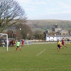 Carnforth at Home, Sam Price Cup semi final 28/03/14