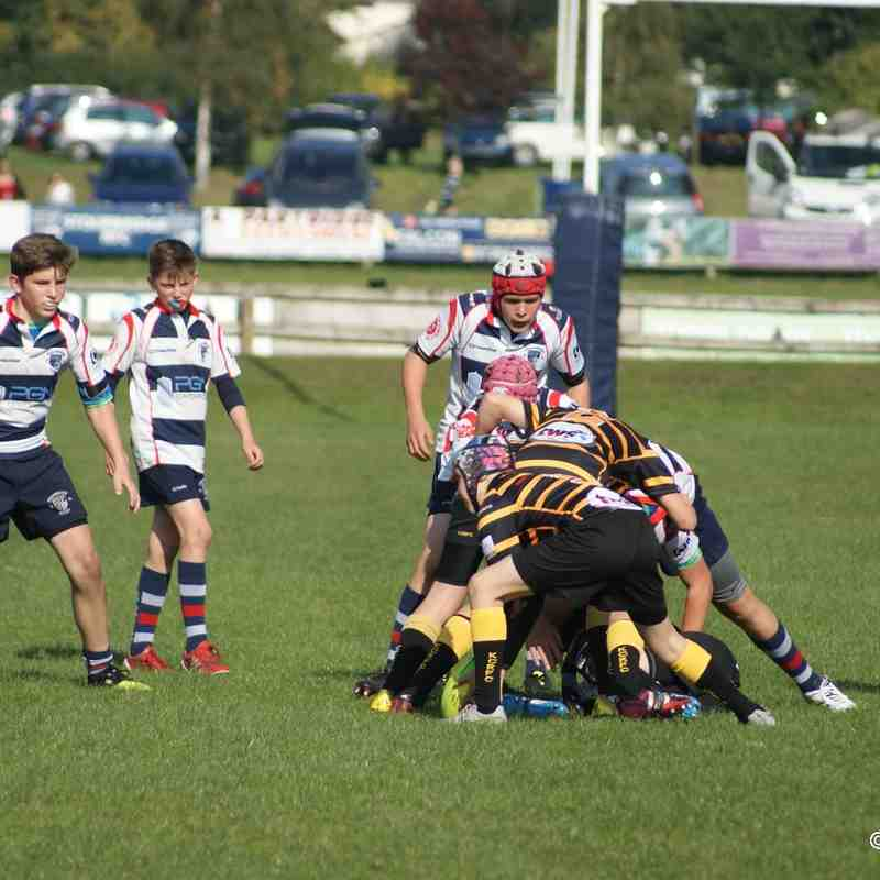 U14 Stourbridge (49) V Kidderminster (5)