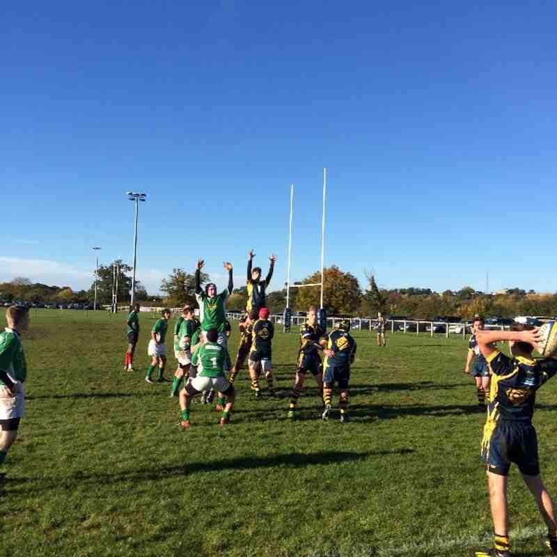 U16s v Worcester (Away)