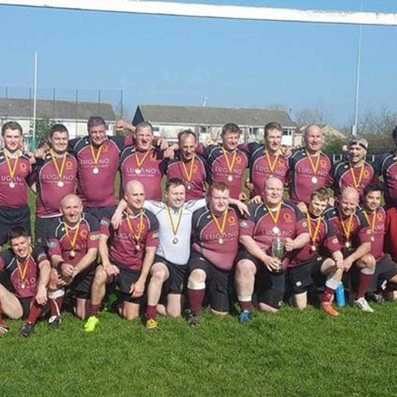 Pythons bring home the cup